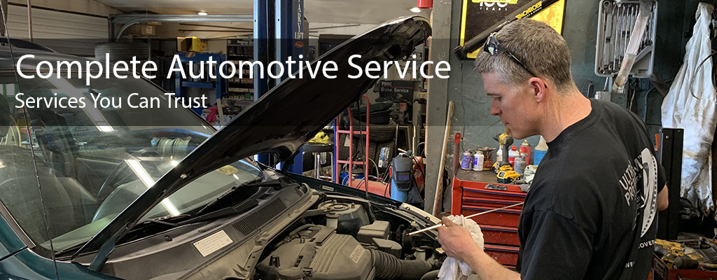 Trussell S Auto Repair Maine Automotive Services Pre Owned Used